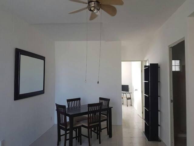 Comoda casa en Cancun