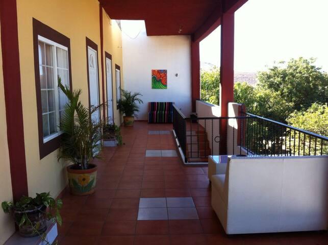 El Conchalito -private rooms