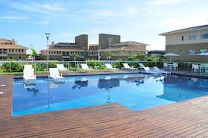 Localização  e tranquilidade Hotel The Sun
