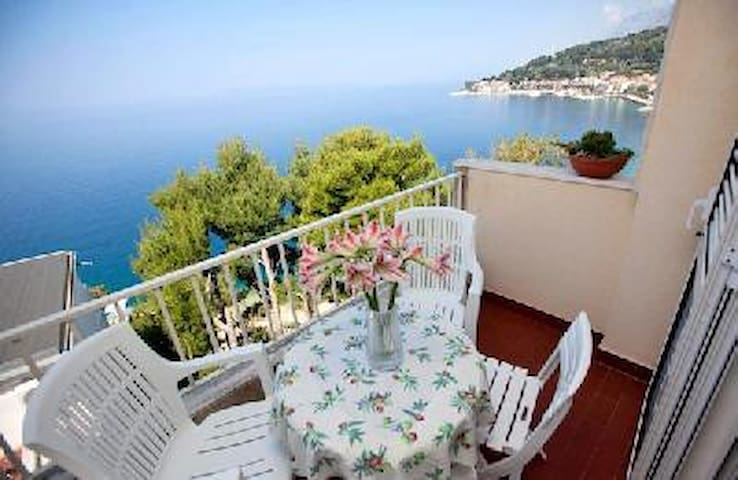 Apartment with marwelous sea view - Podgora - Apartment