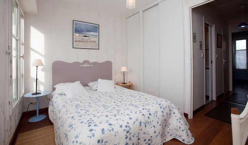 """appartement """"Les goelettes"""" - St-Malo - Daire"""