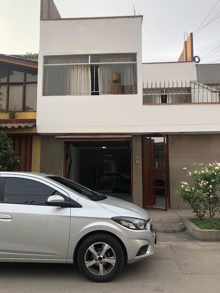 Casa en Los Olivos