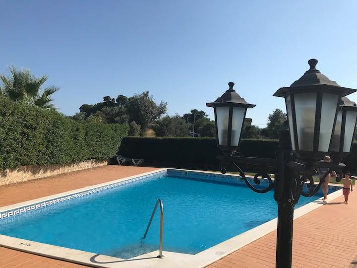 ALGARVE ALVOR pool & beache - the best for Family