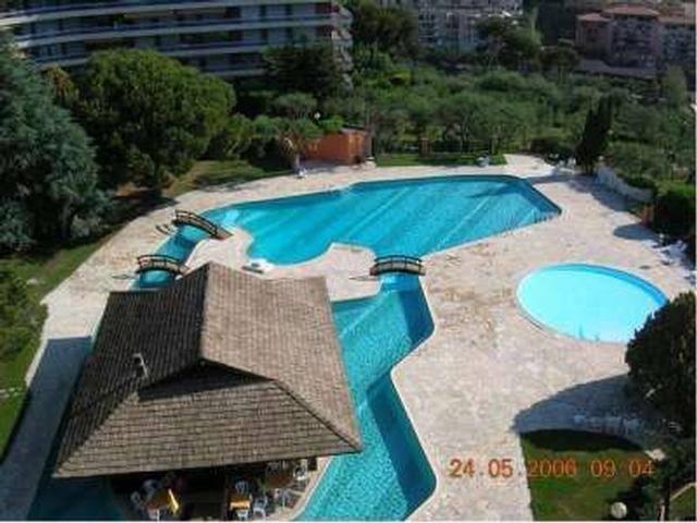 LES BELLES TERRES,Club house/Piscine 3 pièces 90m2 - Nice - Casa