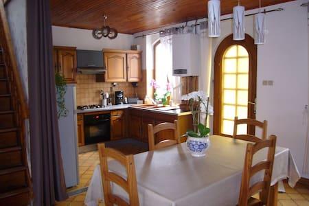 Maison calme 70m2, Boulogne-sur-mer - Saint-Martin-Boulogne - Huis