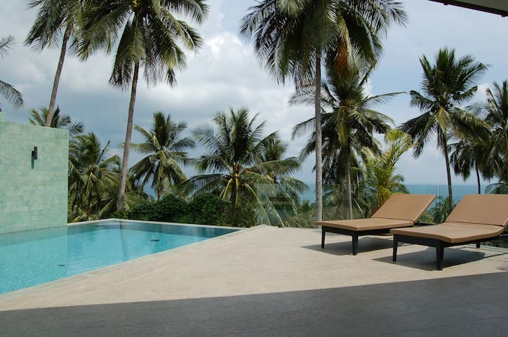 2 Bed villa private pool sea view - Ko Samui District, Surat Thani, Thailand - Villa
