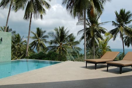 2 Bed villa private pool sea view - Ko Samui District, Surat Thani, Thailand - Huvila