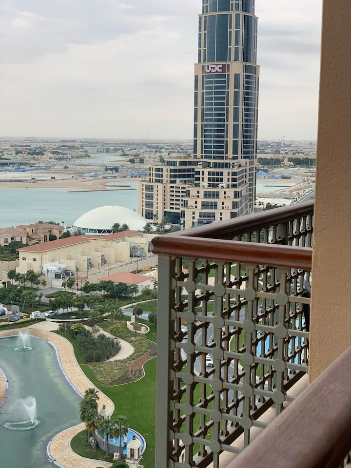 Luxury premium2 bedrooms furnished apartment pearl