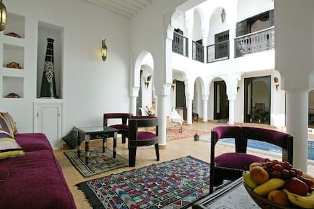 Riad Baba Ali - Marrakesh - Bed & Breakfast