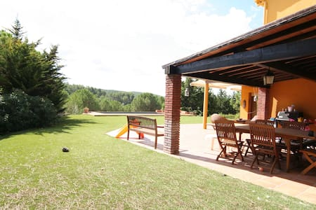Large Villa at 25 min from Barcelona - Olesa de Bonesvalls - Villa