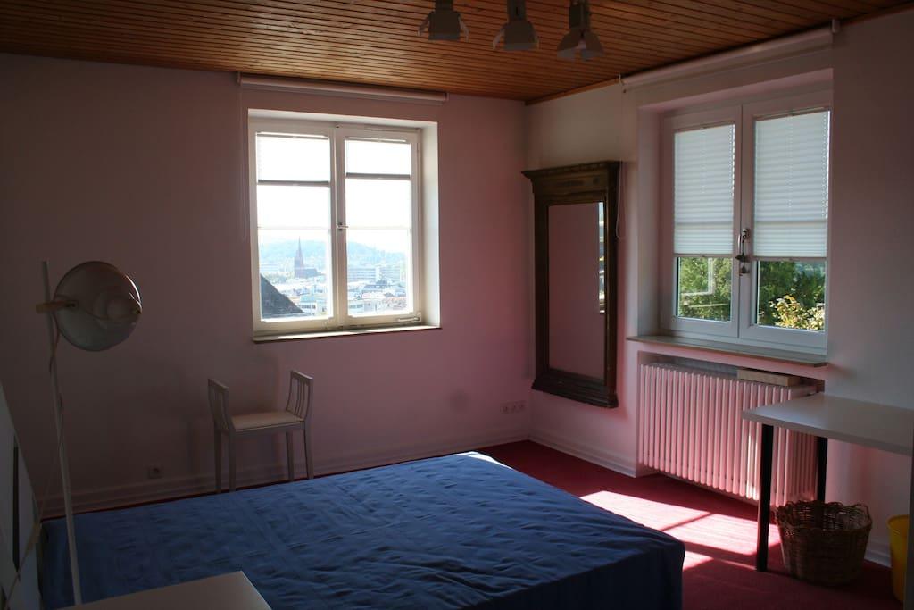 Schrank, Kommode, 140 cm Bett