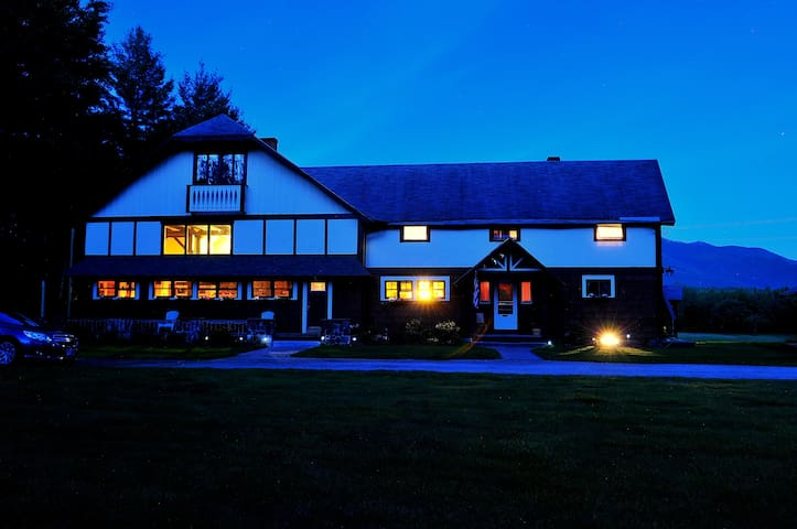 Franconia Notch Guest House -VIEWS! - Franconia - Casa