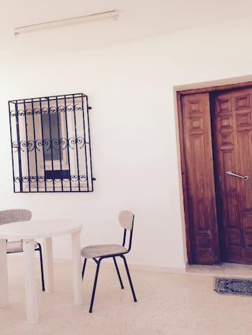 Location maison meublé à jerba