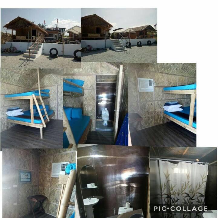Joys Place on the Beach - (Nipa Hut AC 1)