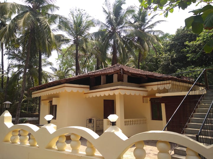Villa Louisana-Being Goan!