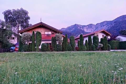 Ferienwohnung mit Terrasse für 2 Personen