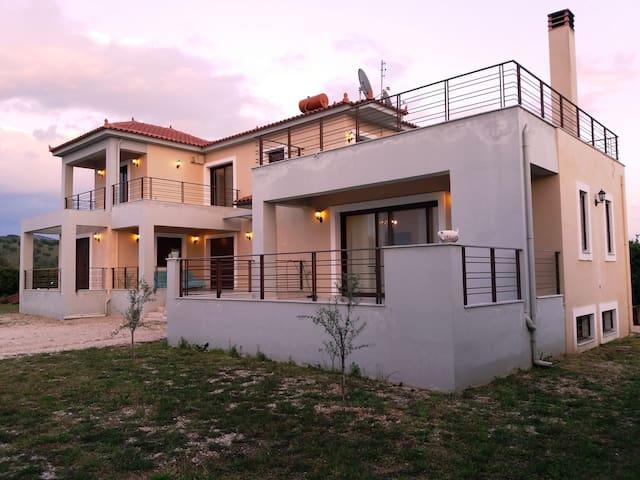 Villa Thalassa - Agios Adrianos - Villa