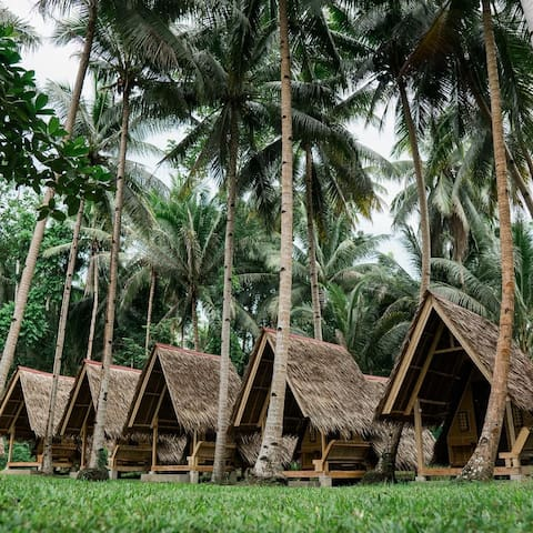 Nipa Hut Village