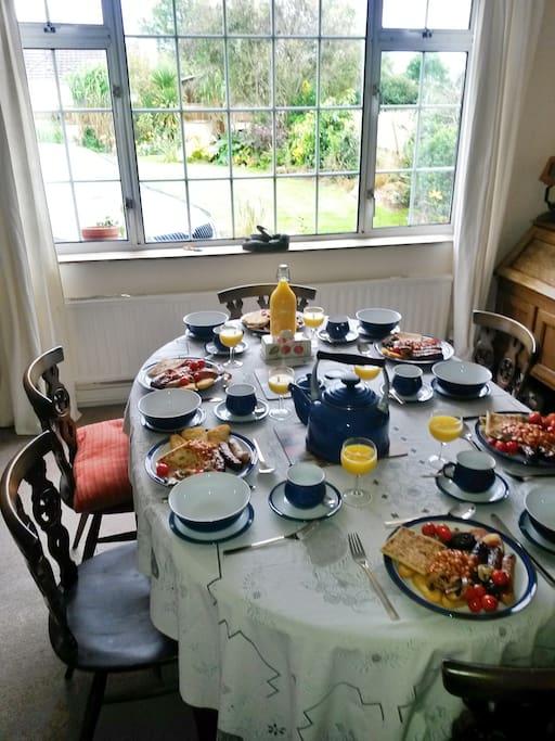 Dinning / Breakfast Room