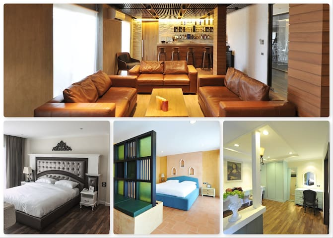 3BR House w/ free travel in Bangkok