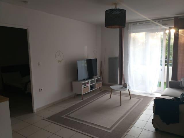 Appartement T2 dans résidence