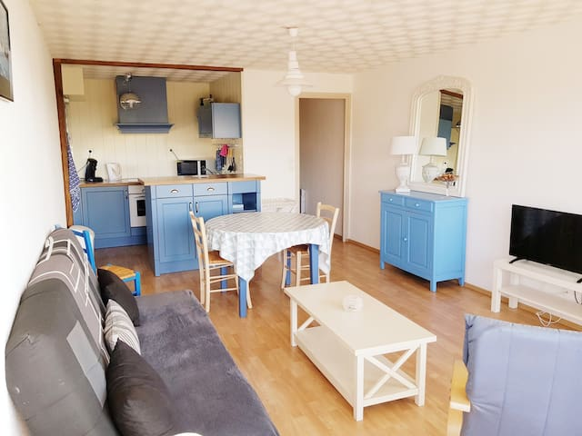 Appartement sur le port du Crotoy - Baie de Somme