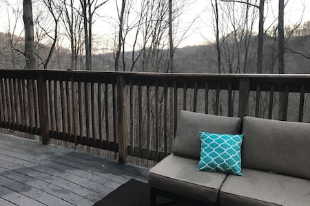 Woodland Hideaway - Pikeville - Maison