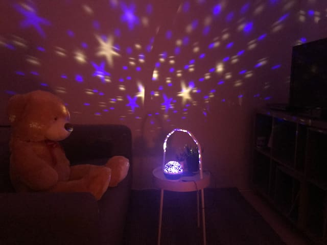 Starry Sky LED Night Light available effective from 7 Sept 2019