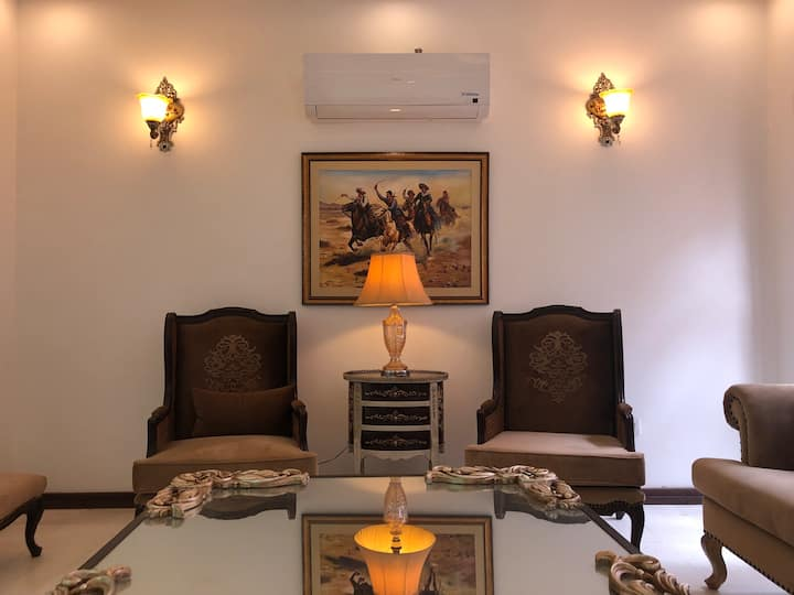 Shahmeer's  Pearl Executive Suite