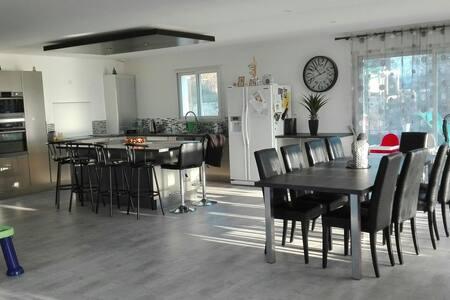 tres belle maison ideal pour les familles - La Brède