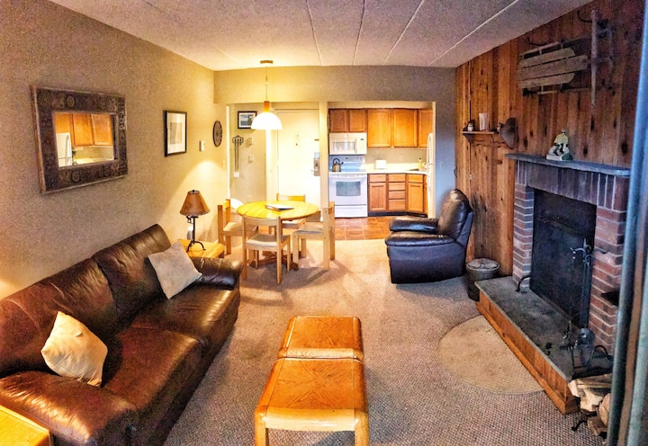 Cozy Killington Condo. Prime location!