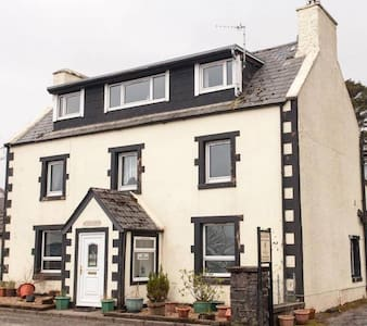 Broadford House Self Catering - Broadford - House