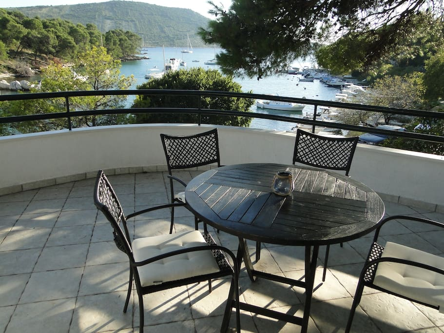 Villa joso 2 2 direct at the sea great terrace for The terrace top date