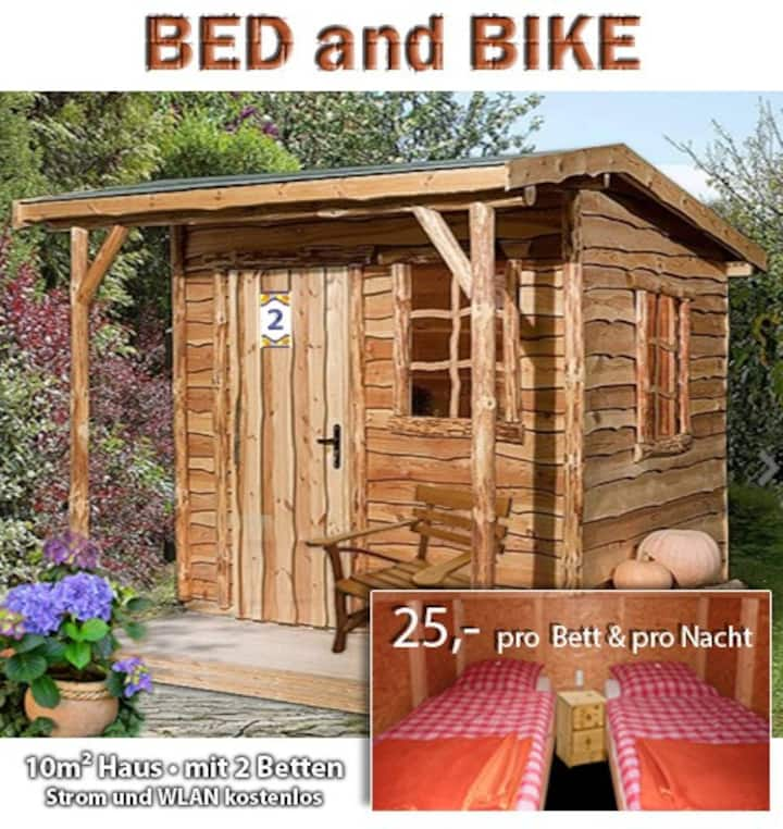 Bed and Bike Haus 2