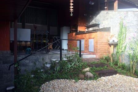 Casa na Posse (Teresópolis) para descansar