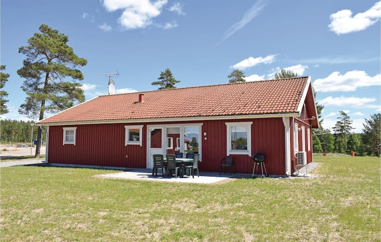 Holiday cottage with 3 bedrooms on 91m² in Ljungby