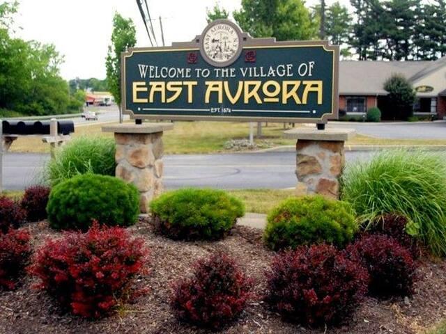 Guidebook for East Aurora