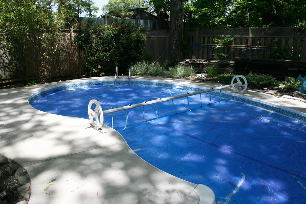 Another view of pool