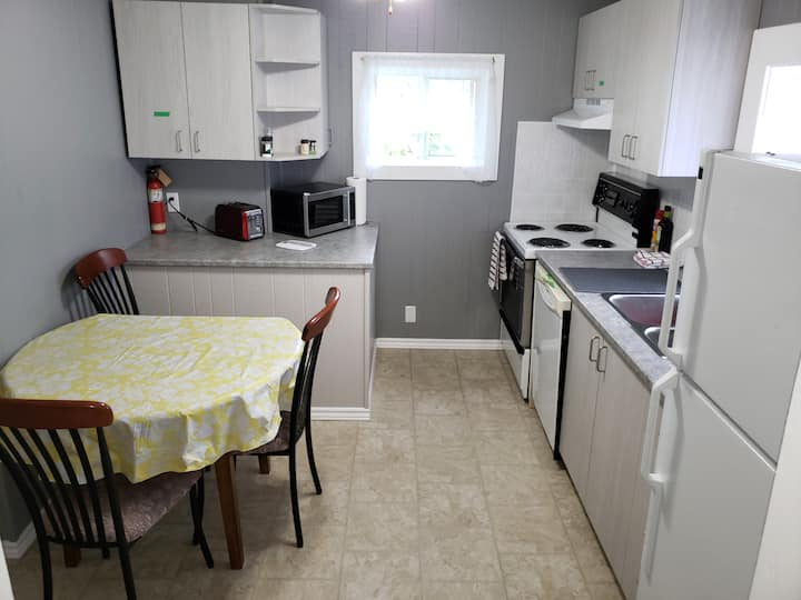 Affordable full home, two parking, clean & cozy