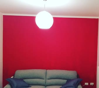 """The red wall"" Nice flat in Albinea - Albinea"
