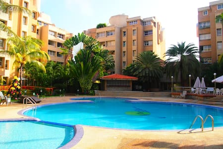Vacation Apartment for Rent - Porlamar - Daire