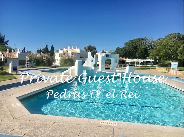 Private Guest House - T0+1 - Pedras Del Rei