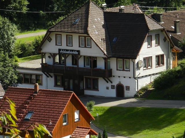 Gruppenwohnung 1  (10-18 Personen) - Schapbach - Συγκρότημα κατοικιών