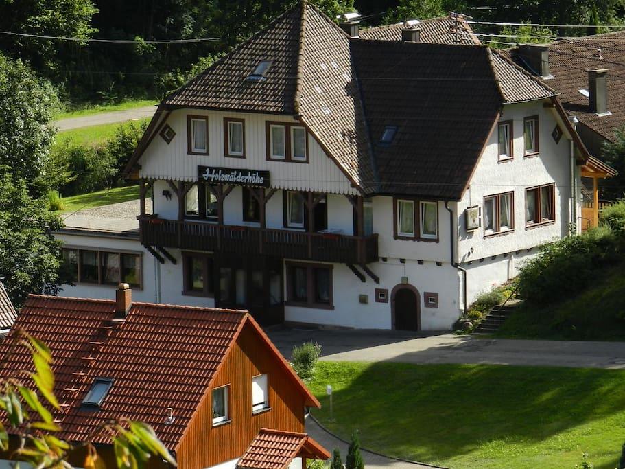 gruppenwohnung 1 10 18 personen h user zur miete in schapbach baden w rttemberg deutschland. Black Bedroom Furniture Sets. Home Design Ideas