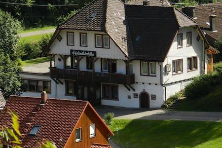 Gruppenwohnung 1  (10-18 Personen) - Schapbach