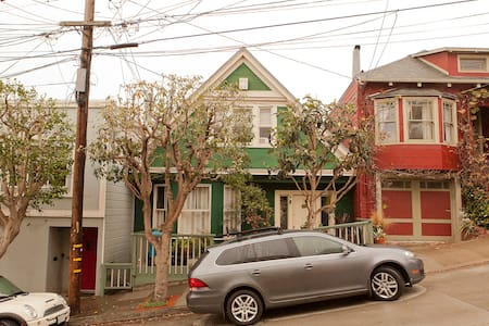 Sue's Place - San Francisco - Bed & Breakfast