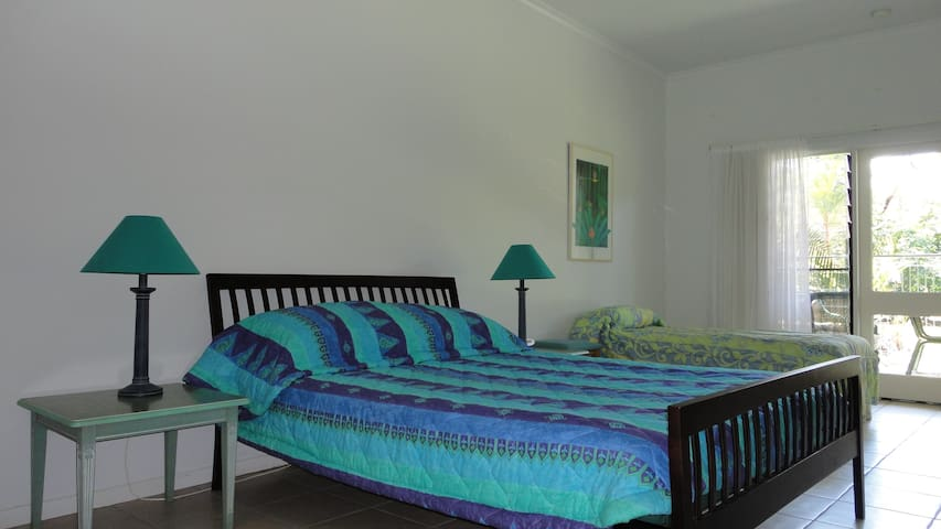 Daintree Wild Bed & Breakfast - Daintree - Penzion (B&B)