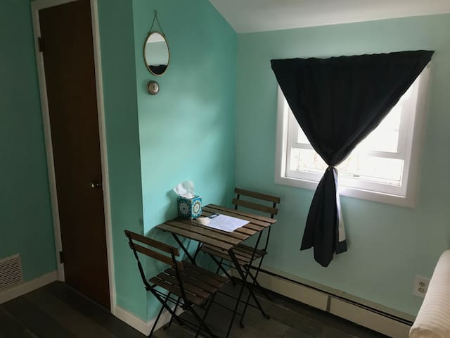 Apt. 2nd floor a block away from Patchogue Bay