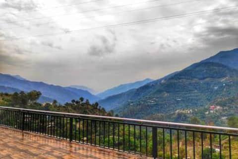One Bedroom Attic | Amazing View | Open terrace