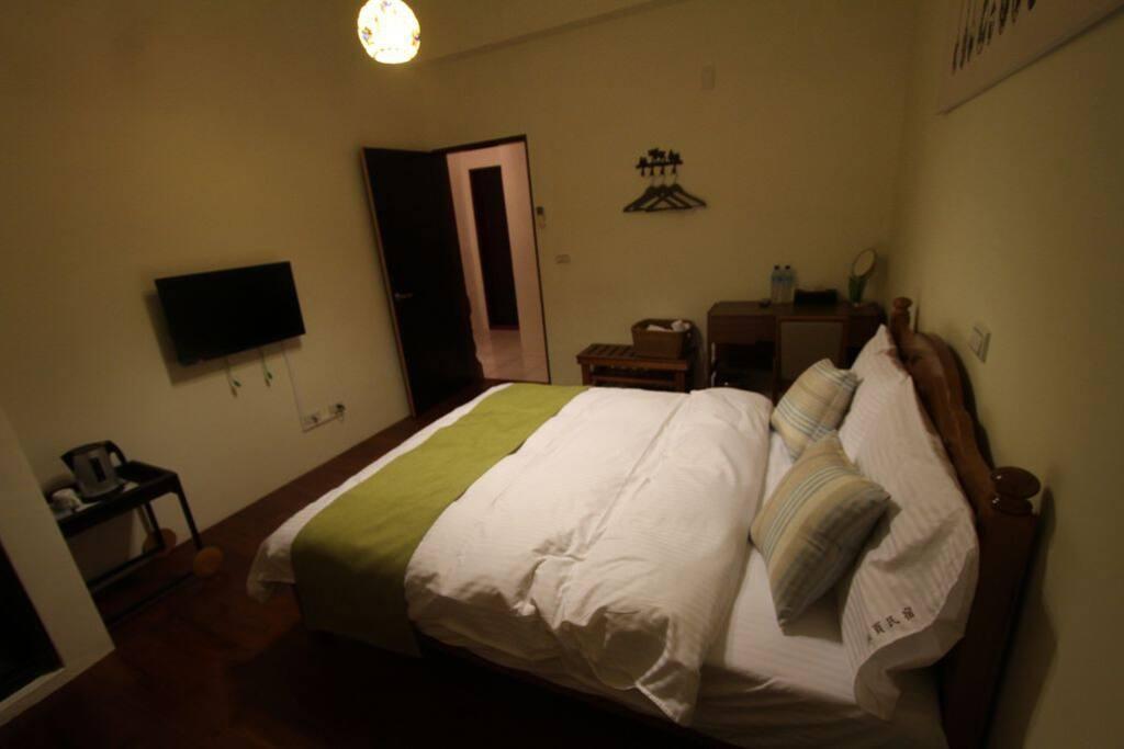 溫暖舒適。乾淨備品。便利位所。為本民宿所強調。。